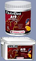 Nutribird A19 high energy - 3 kg